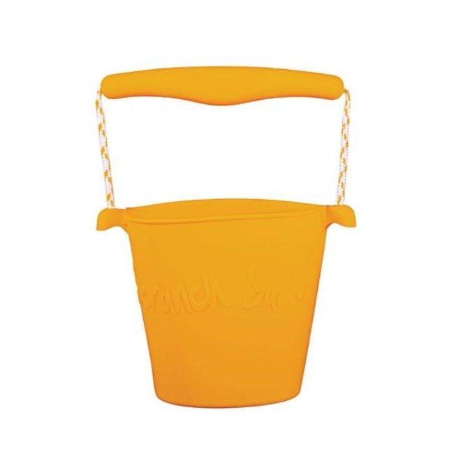 Scrunch Bucket Eimer Mustard