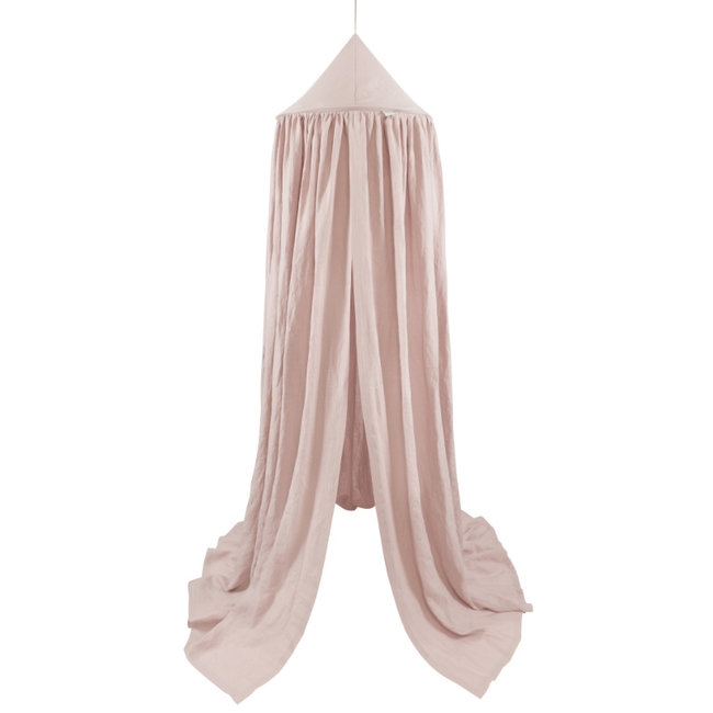 Cotton & Sweets Canopy Powder Pink Linen