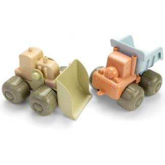 Dantoy Construction Vehicles Bioplastic