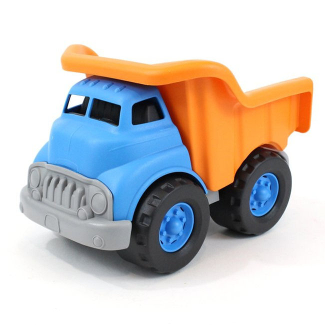 Green Toys Kiepauto Blauw Oranje