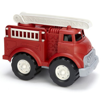 Green Toys Fire Truck Red