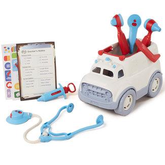 Green Toys Ambulance Doctor's Kit