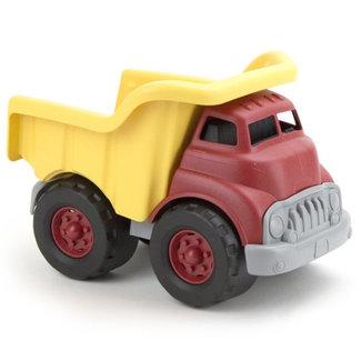 Green Toys Kiepauto Rood