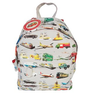 Rex London Mini Backpack Vintage Transport Beige
