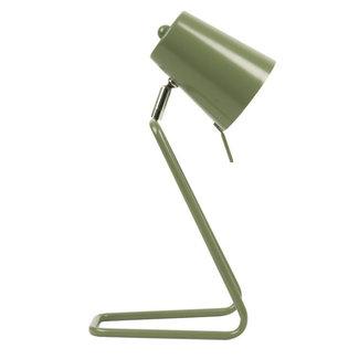 Leitmotiv Tischlampe Z Grün