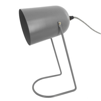 Leitmotiv Tafellamp Enchant Grijs