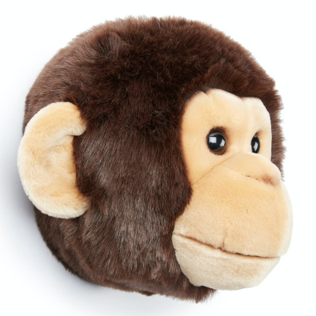 Wild and Soft Monkey trophy soft toy Joe