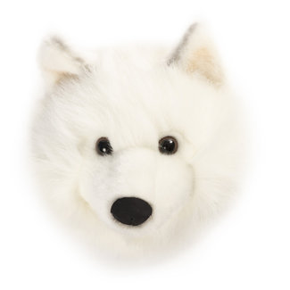 Wild and Soft Wolf trophy soft toy Lucy