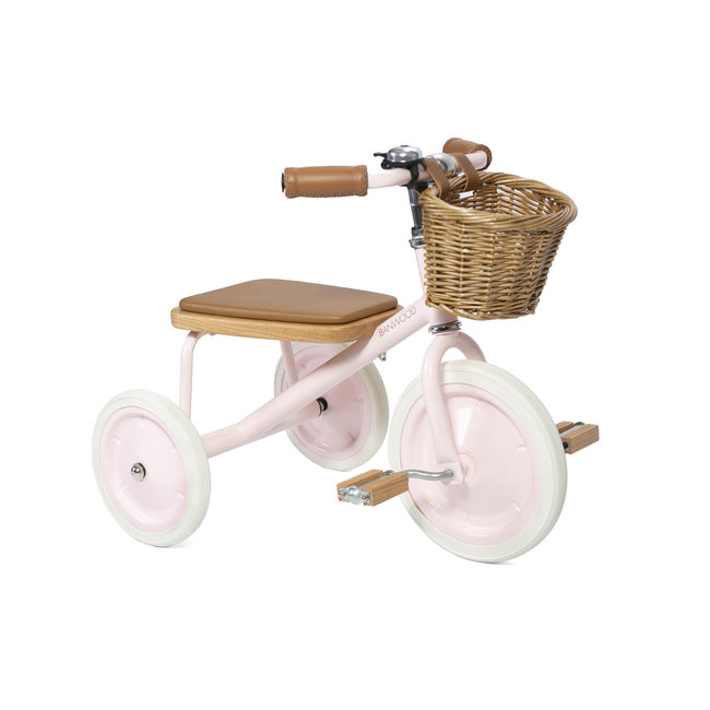 Banwood Trike Pink Tricycle