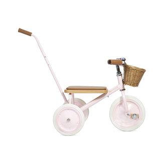 Banwood Trike Rosa Drierad
