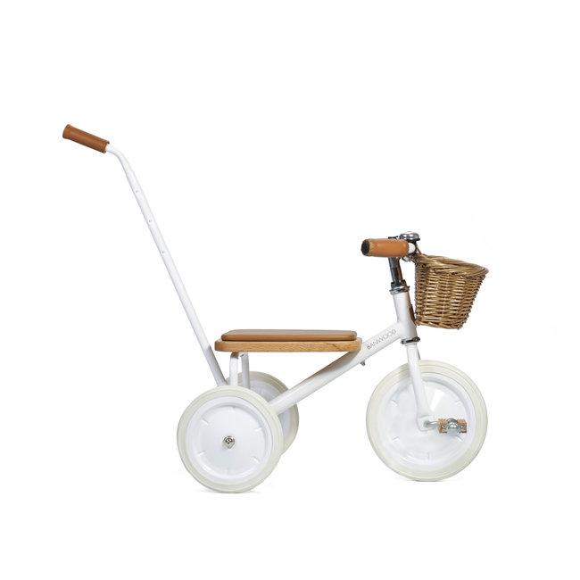 Banwood Trike Weiß Drierad