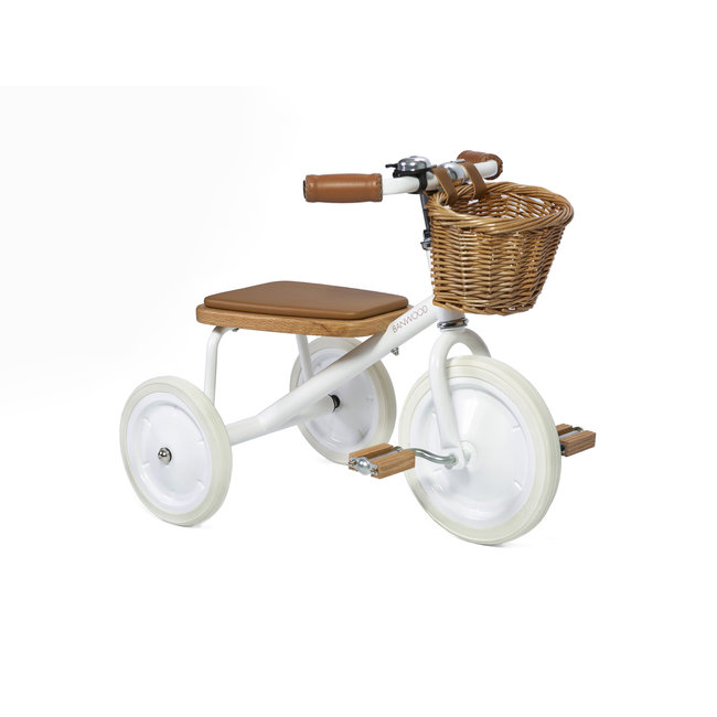 Banwood Trike White Tricycle