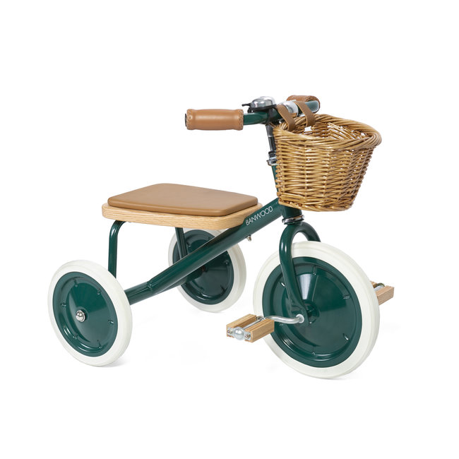 Banwood Trike Green Tricycle