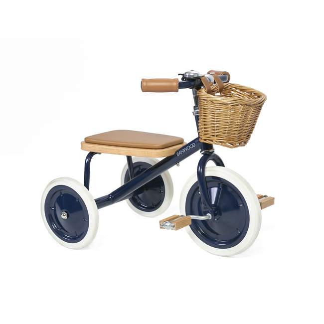 Banwood Trike Navy Drierad