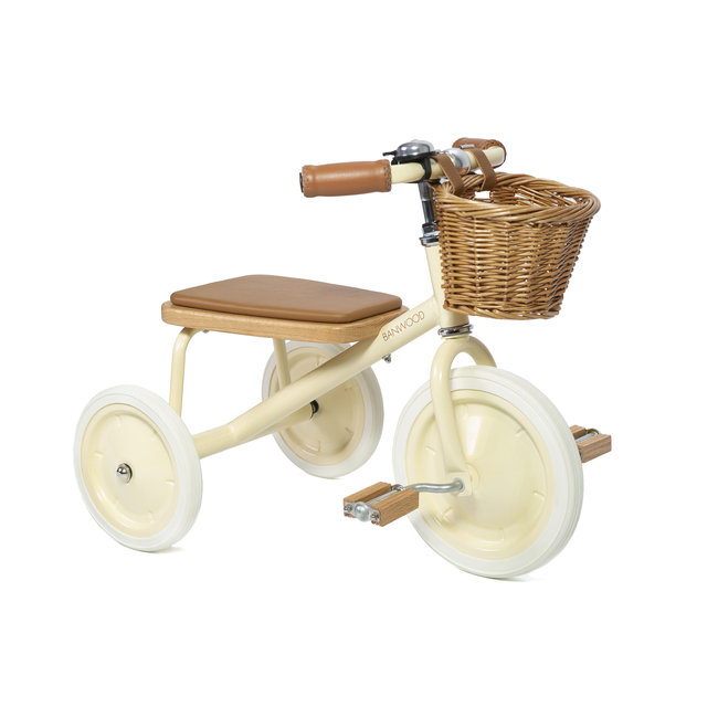 Banwood Trike Cream Driewieler