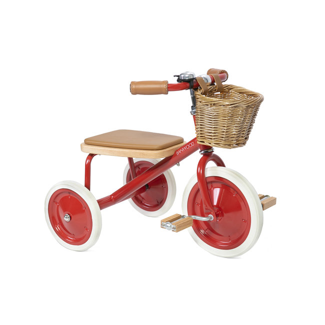 Banwood Trike Red Tricycle