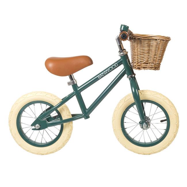 Banwood Laufrad First Go Grün