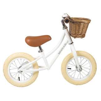 Banwood Balance Bike First Go White