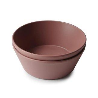 Mushie Bowls Woodchuck Set Of 2