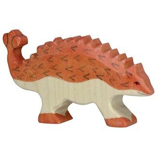 Holztiger Dinosaurus Ankylosaurus 80341