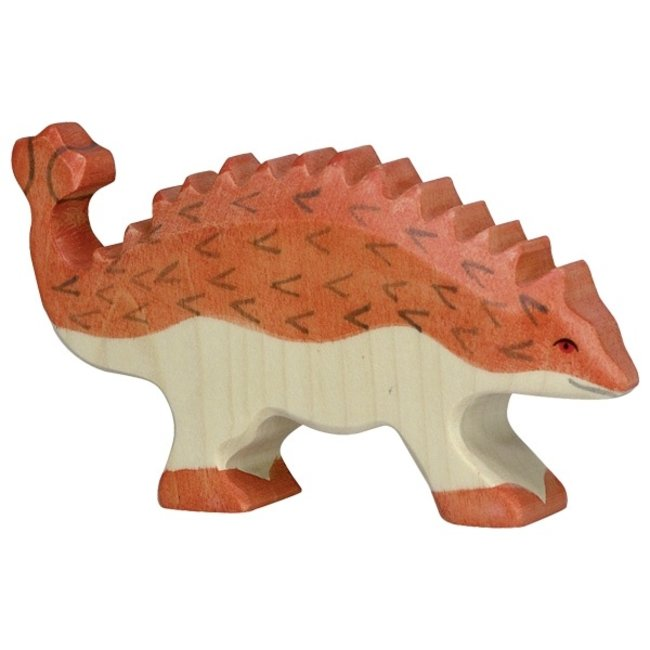Holztiger Dinosaurier Ankylosaurus 80341