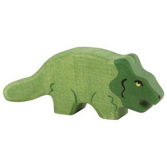 Holztiger Dinosaurier Protoceratops 80342