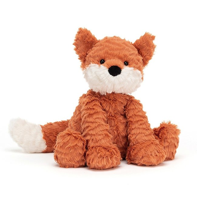Jellycat Knuffel Vos Fuddlewuddle