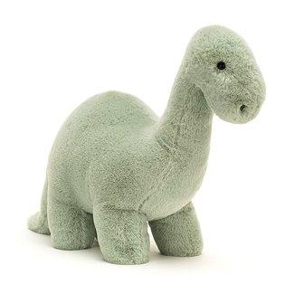 Jellycat Fossilly Brontosaurus Dinosaur