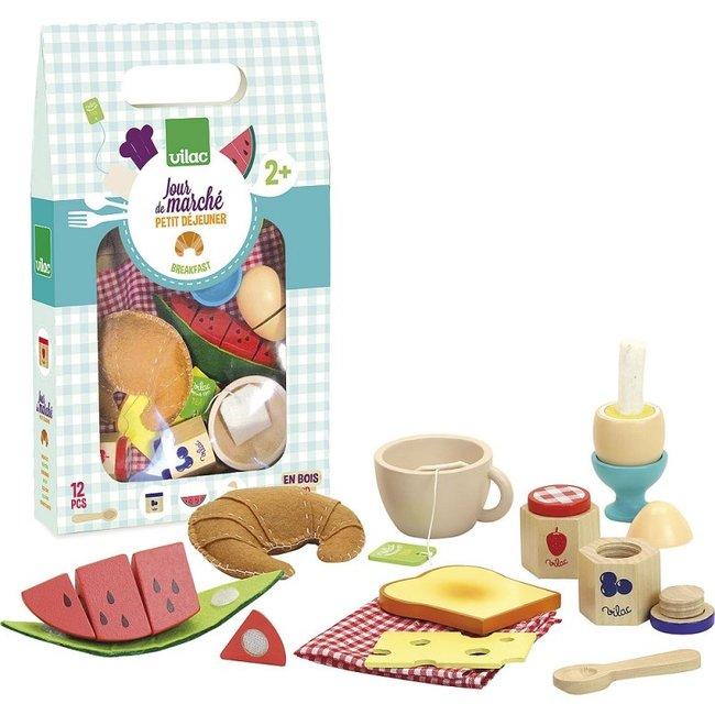 Vilac Frühstück Jour de Marché