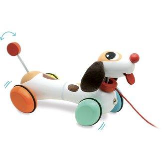 Vilac Toutou Nachziehtiere Hund
