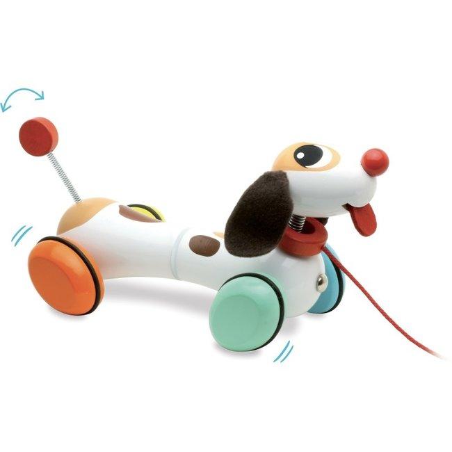 Vilac Toutou Trekdier Hond