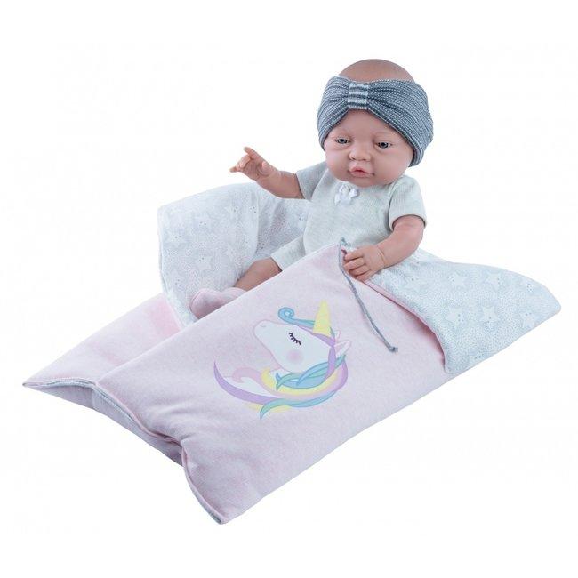 Paola Reina Puppe Bebitos In Schlafsack