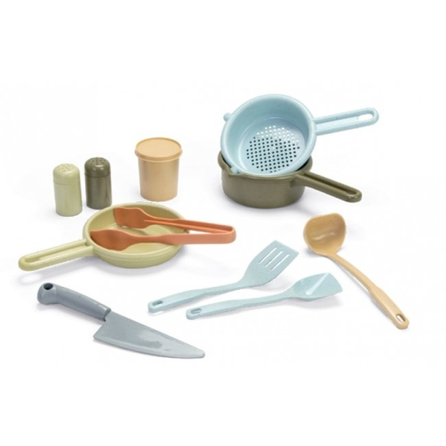 Dantoy Cooking set Bioplastic
