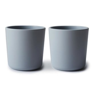 Mushie Cups Cloud Set Of 2