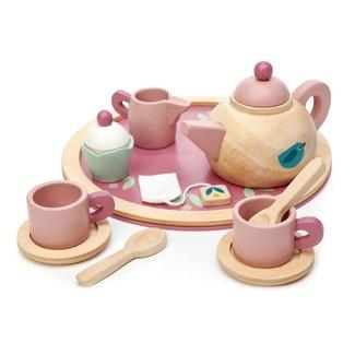 Tender Leaf Toys Tea Set Birdie