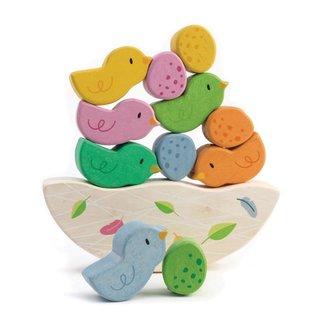 Tender Leaf Toys Balance-spiel Vogeljunge