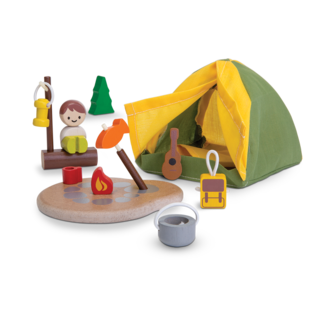 PlanToys Camping Set