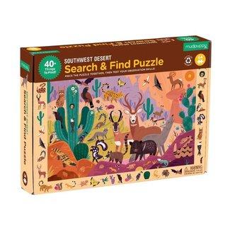 Mudpuppy Puzzle Suchen & Finden Wüste