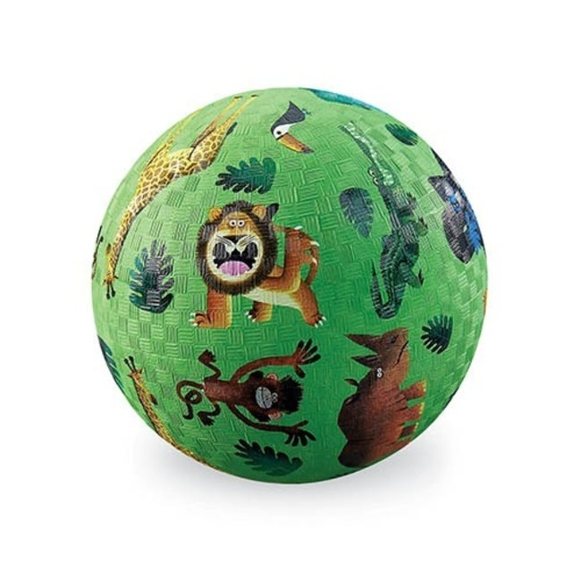 Crocodile Creek Spielball 13 cm Wild Animals