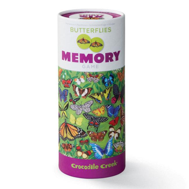 Crocodile Creek Memo Spiel 36 Schmetterlinge