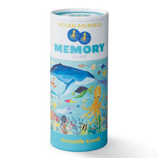 Crocodile Creek Memory 36 Zeedieren