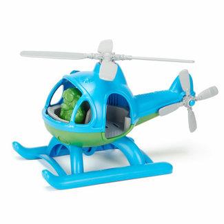 Green Toys Helikopter Blau