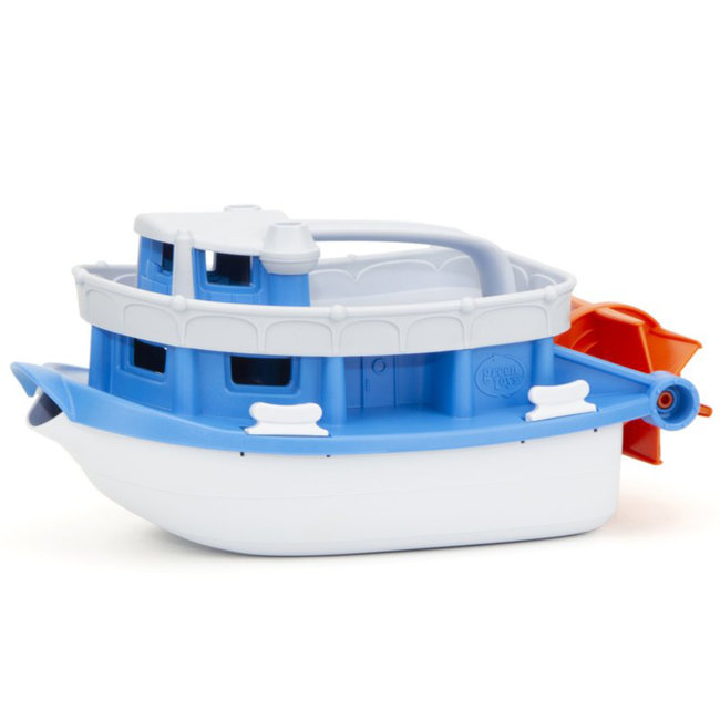 Green Toys Boot Blauw