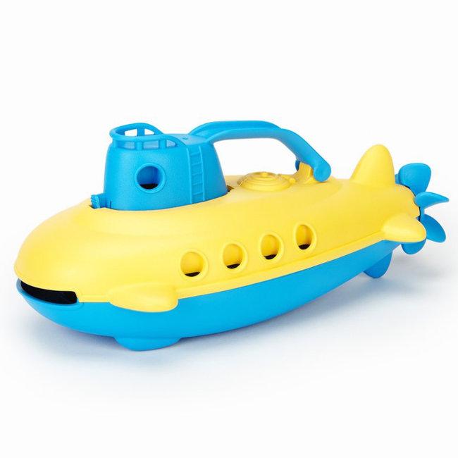 Green Toys U-Boot Blau