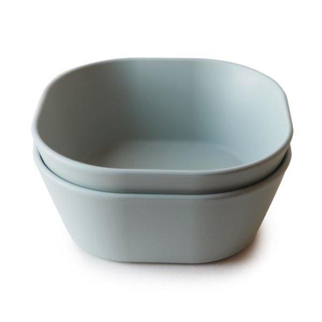 Mushie Bowls Sage Set Of 2