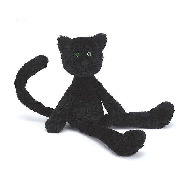 Jellycat Casper Kat Zwart 38 cm