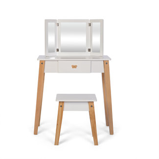 by ASTRUP Dressing Table with Stool