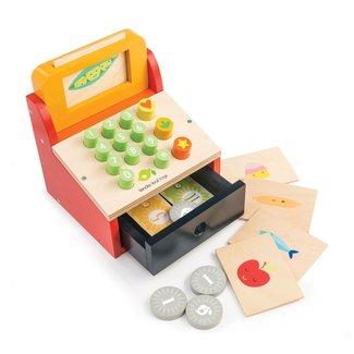 Tender Leaf Toys Kasse mit Geld