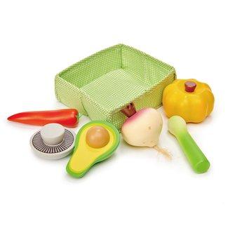 Tender Leaf Toys Gemüse Holz