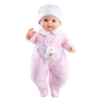 Paola Reina Doll Sonia Pacifier Pink
